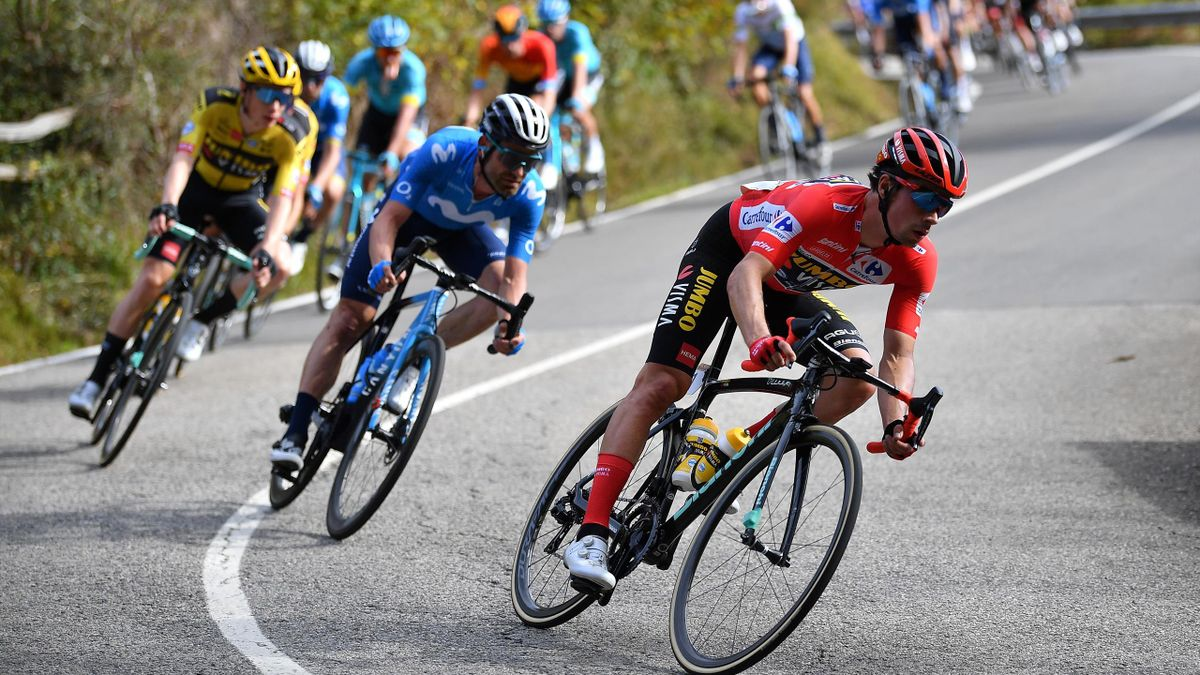 Primoz Roglic (Jumbo). Vuelta a España 2020
