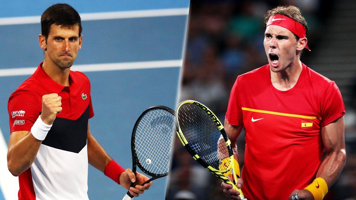 Novak Djokovic și Rafael Nadal vor participa la turneul de la Cincinnati