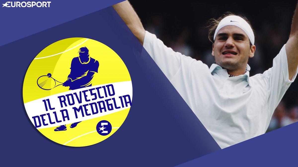 Il rovescio della medaglia Federer-Sampras 2001