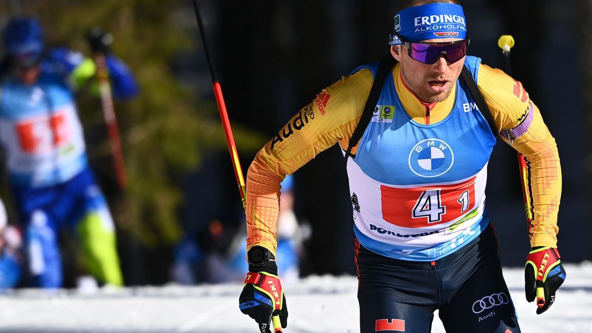 Erik Lesser - Biathlon-WM 2021