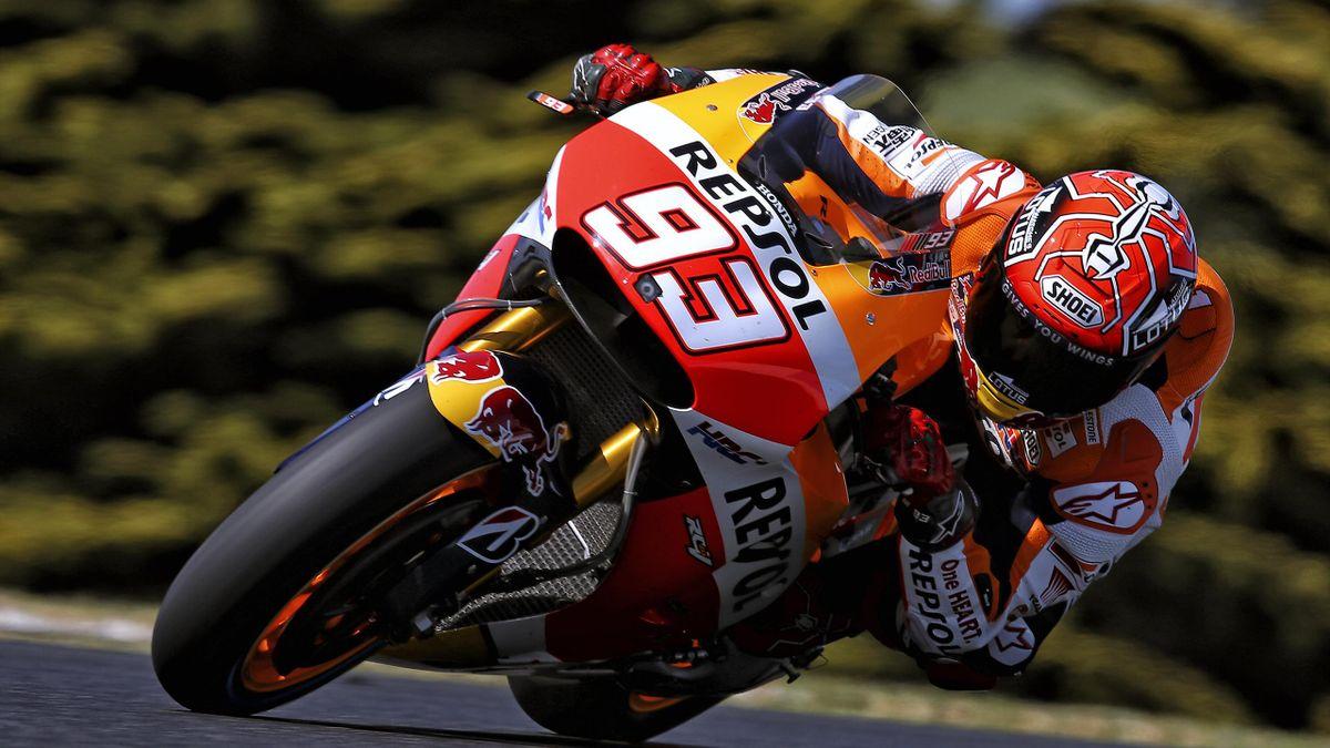Marc Marquez (Honda HRC) - GP of Australia 2015