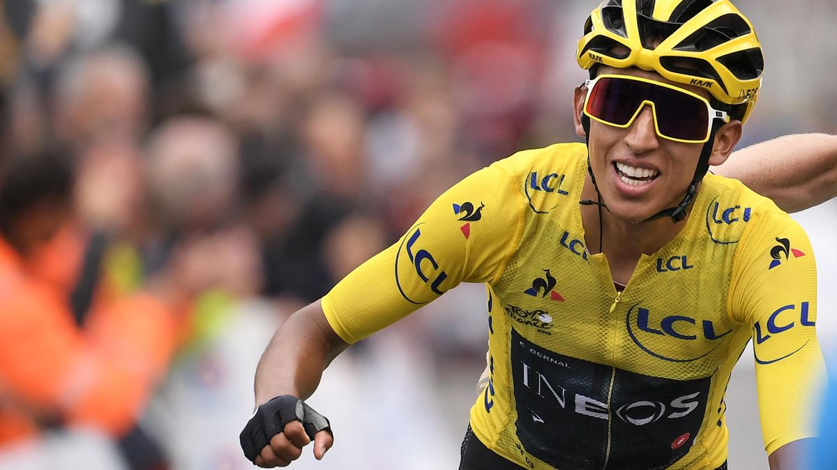 Strahlender Sieger: Bernal gewinnt die Tour de France