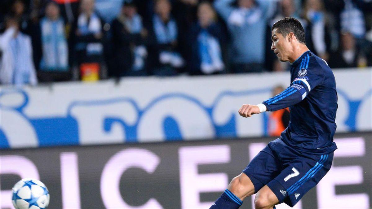Twitter erupts after Ronaldo bags 500th career goal