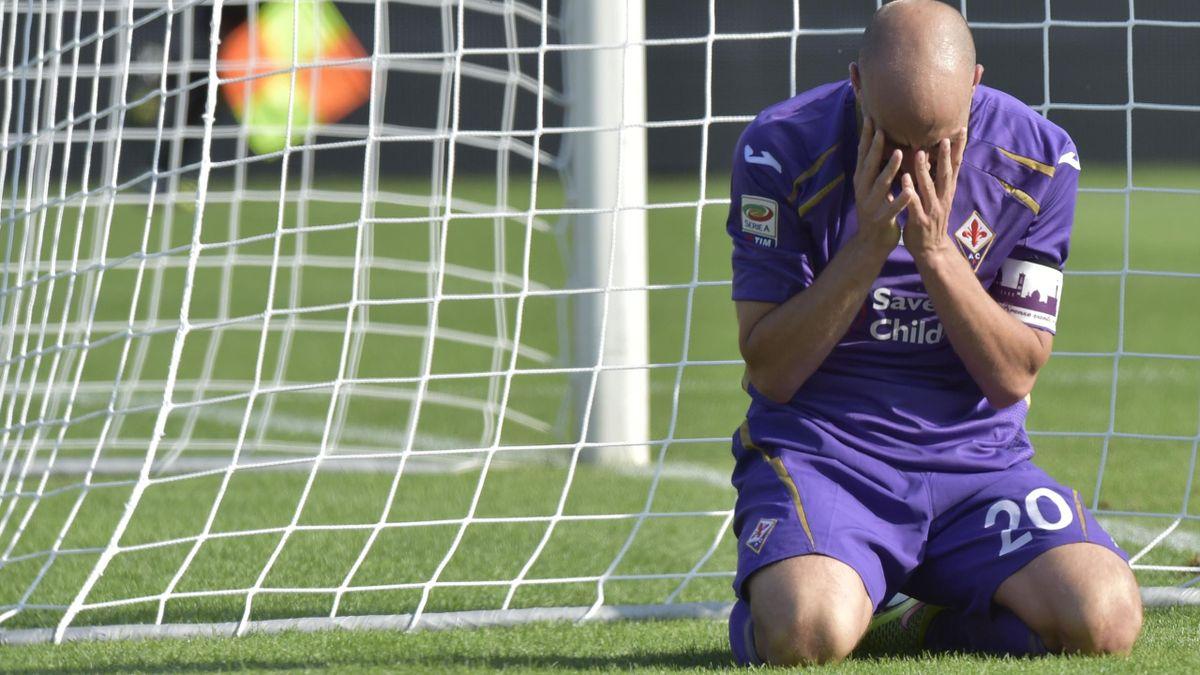 2014-15 Serie A, Fiorentina, Borja Valero (AP/LaPresse)
