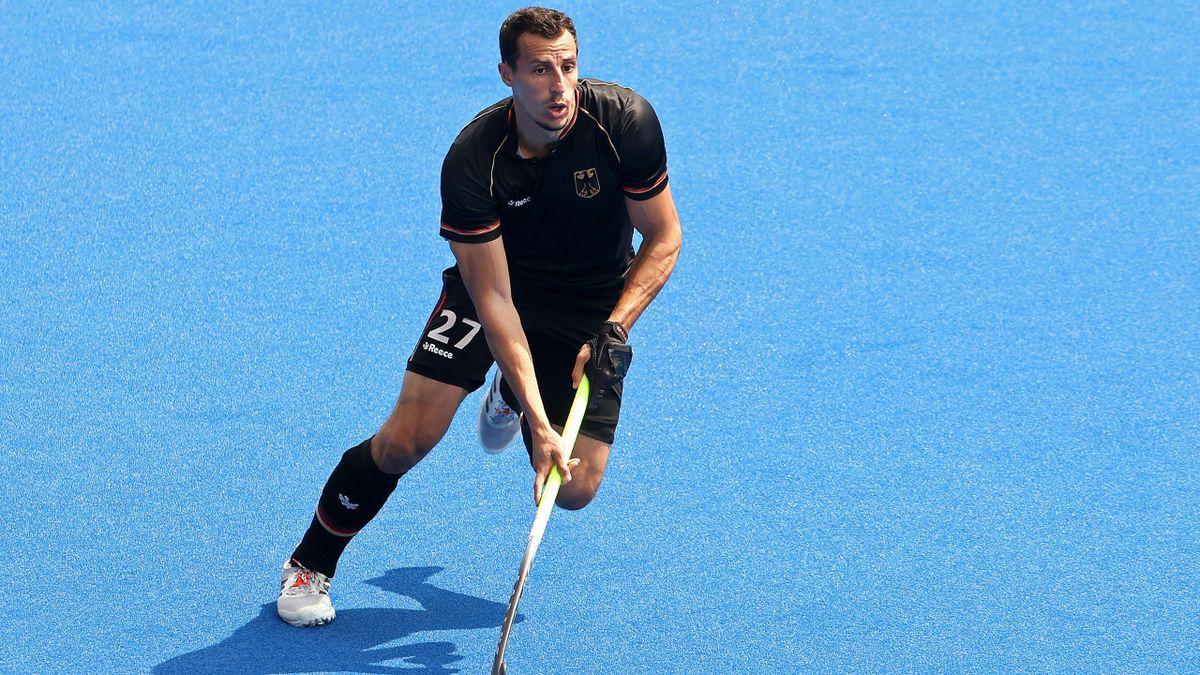 Hockey-Nationalspieler Timur Oruz hat Diabetes: