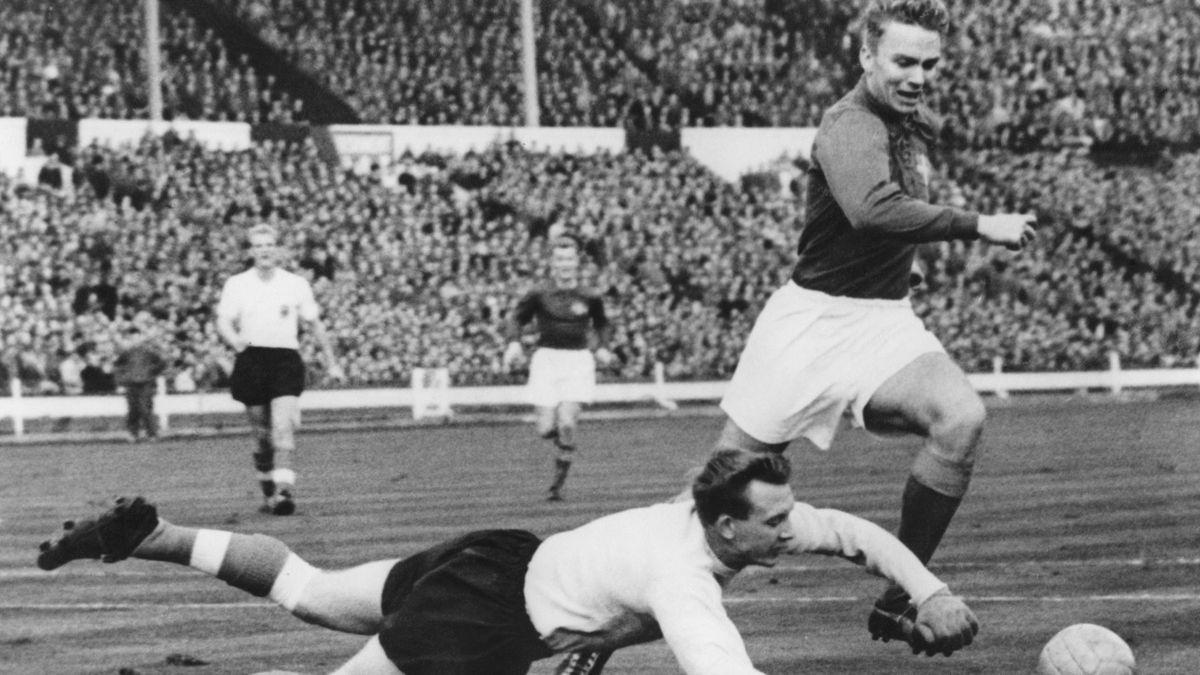 Agne Simonsson, vice-champion du monde 1958 avec la Suède