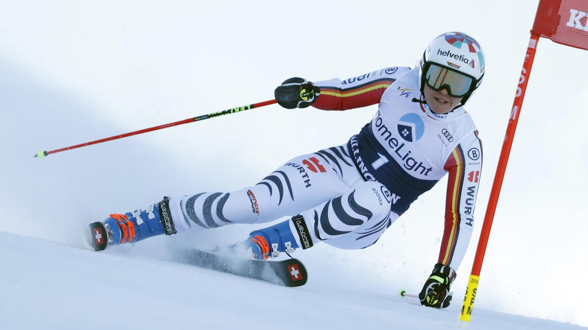 Viktoria Rebensburg   Giant Slalom   ESP Player Feature