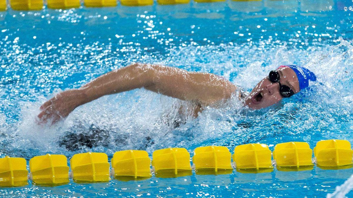 Mireia Belmonte logra su segunda mínima olímpica en Castellón