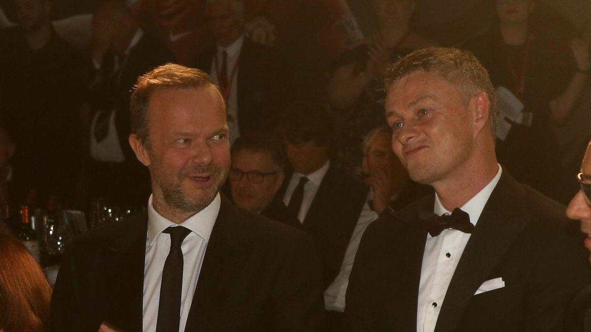 Ed Woodward and Ole Gunnar Solskjaer