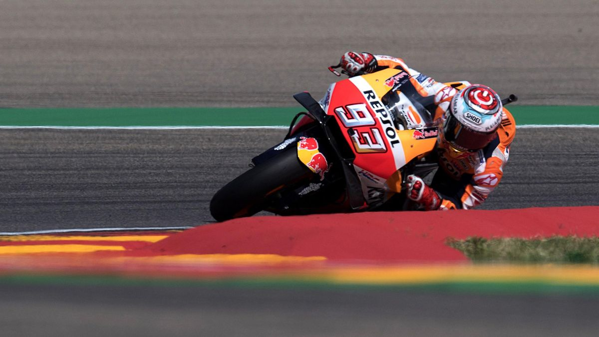arc Marquez (Honda HRC) - GP of Aragon 2018