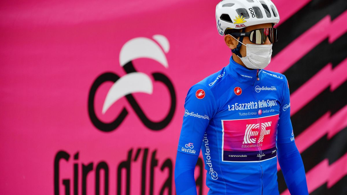Ruben Guerreiro of Portugal and Team EF Pro Cycling