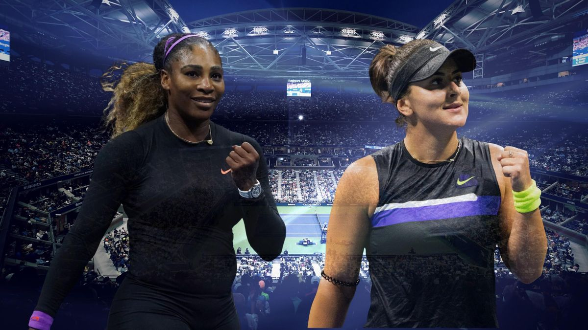 Serena Williams vs Bianca Andreescu