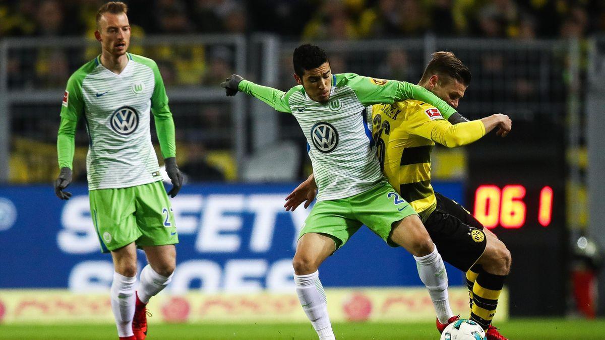 Borussia Dortmund-Wolfsburg, Bundesliga 2017-2018 (Getty Images)