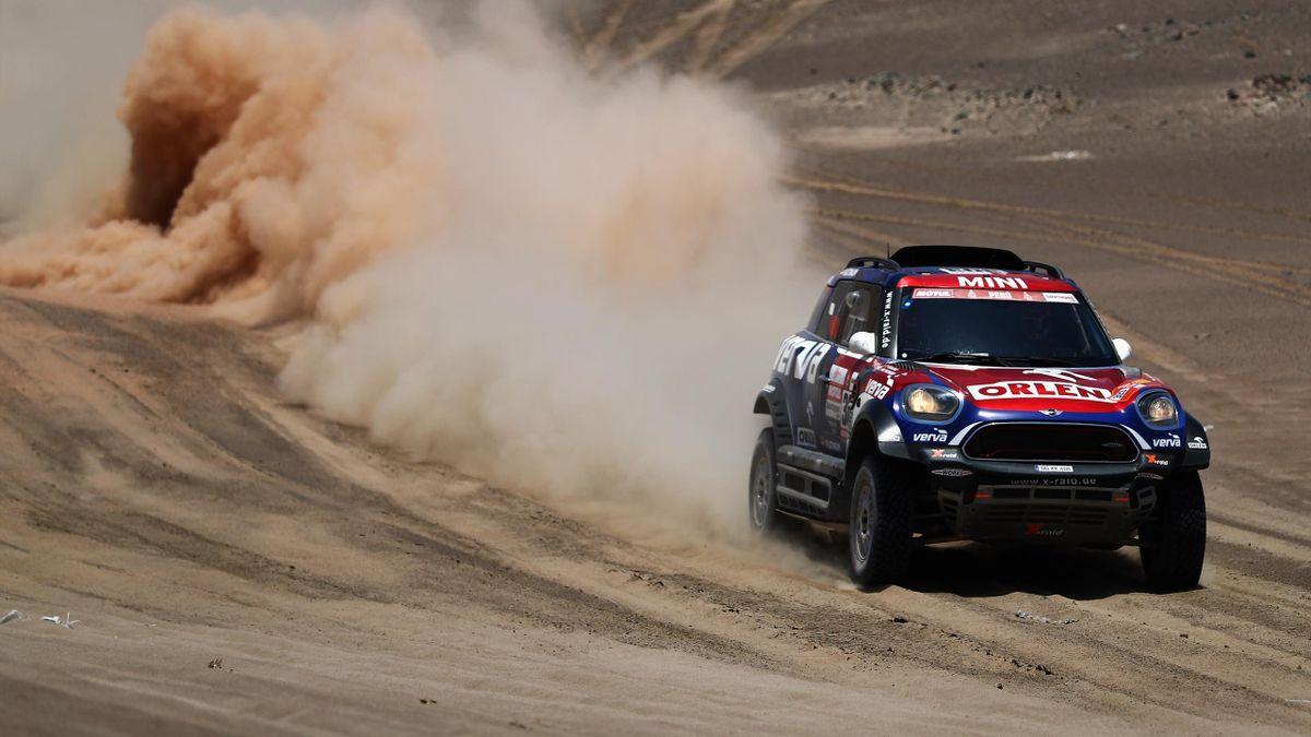 Jakub Przygonski and Tom Colsoul  | Rally Dakar | ESP Player Feature