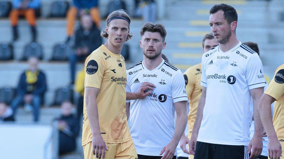 Ulrik Saltnes, Vebjørn Hoff og Even Hovland
