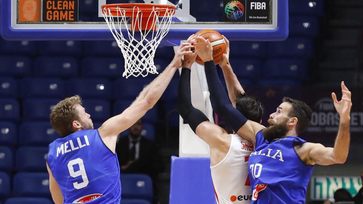 Melli e Datome, Italia Eurobasket 2017