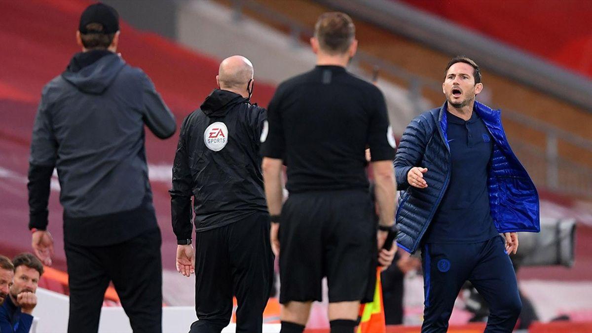 Lampard şi Klopp au părut că se contrează în Liverpool - Chelsea 5-3