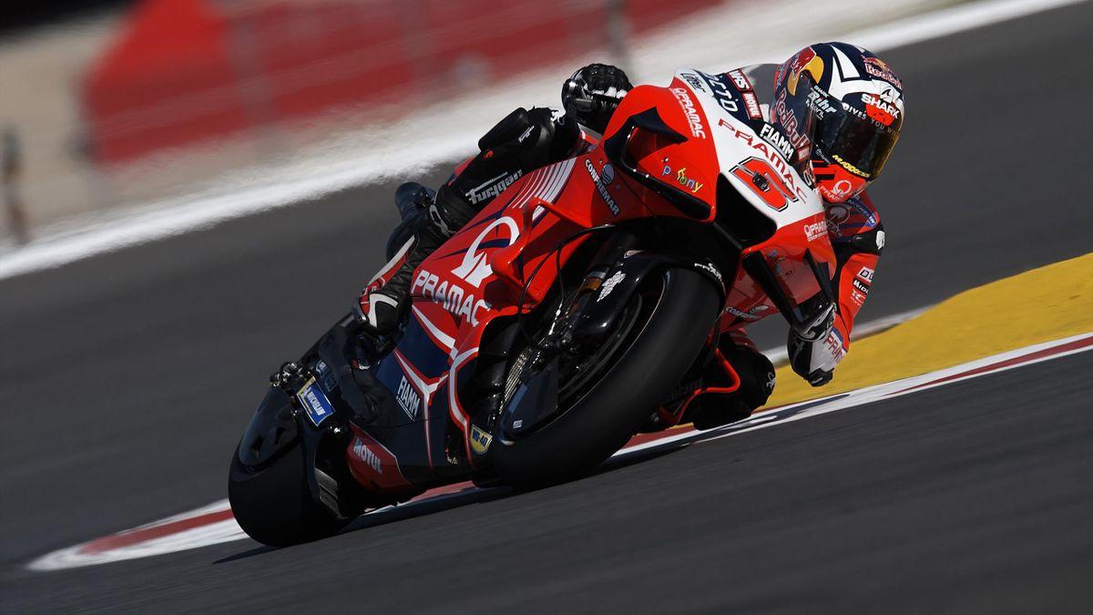 Johann Zarco, Ducati Pramac, Getty Images