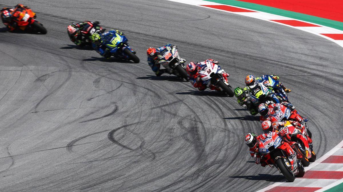 MotoGP in Spielberg