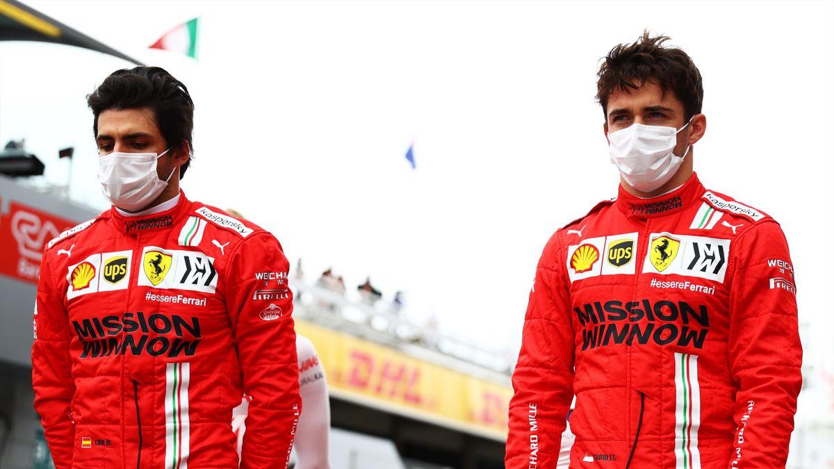 Carlos Sainz e Charles Leclerc possono stupire nel sempre suggestivo GP di Montecarlo