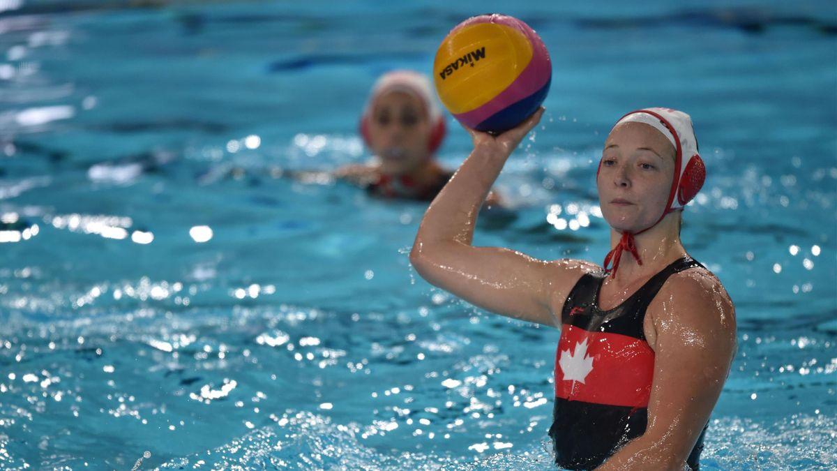 Hayley McKelvey   Water Polo   Women   ESP Player Feature