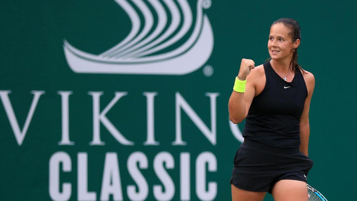 Дарья Касаткина (Россия), турнир WTA 250 Бирмингем