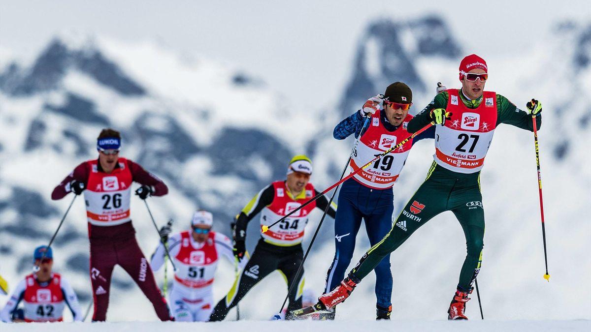 Florian Notz überrascht als Achter beim 50km Lauf in Oslo