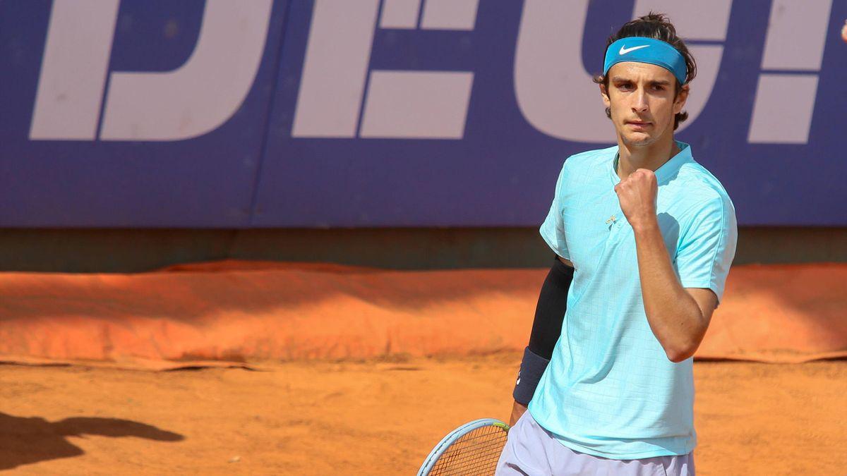 Lorenzo Musetti al Sardegna Open