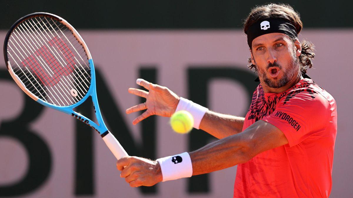 Feliciano Lopez (French Open 2021)