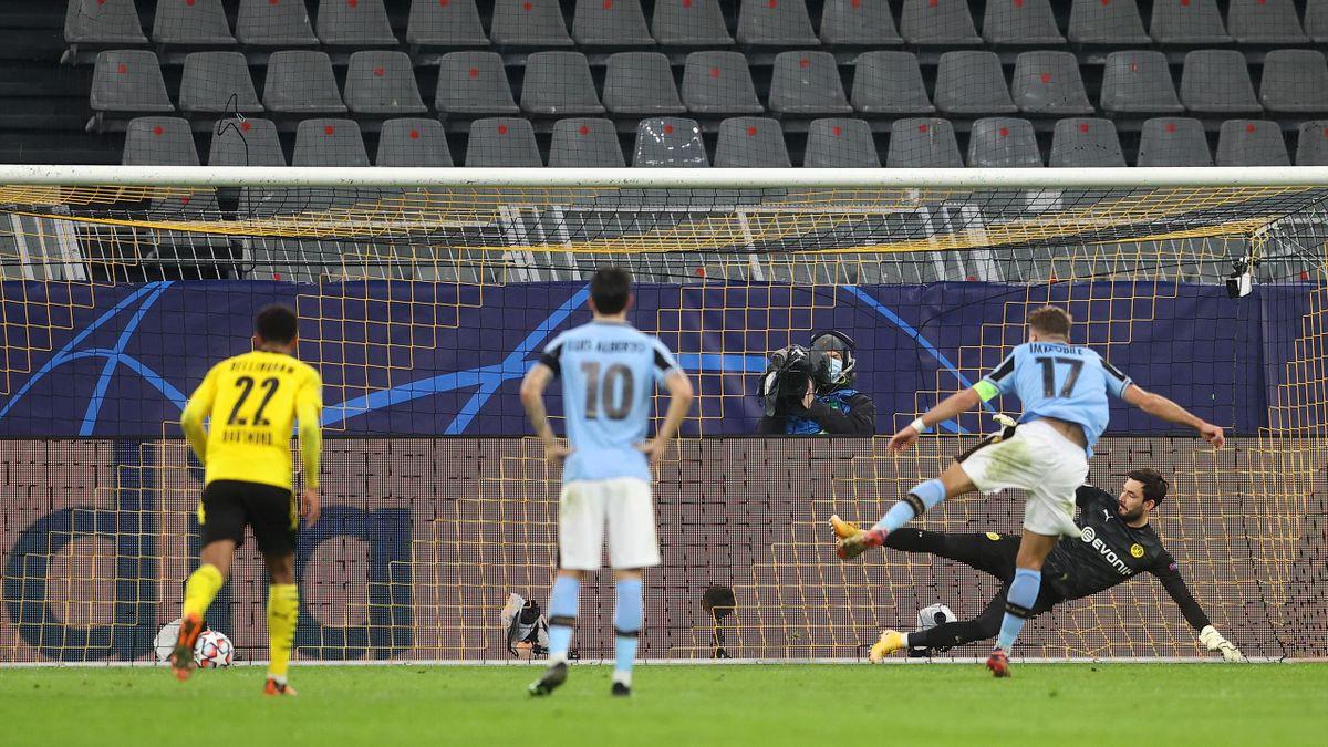 Dortmund through to next round despite draw at home to Lazio - Eurosport