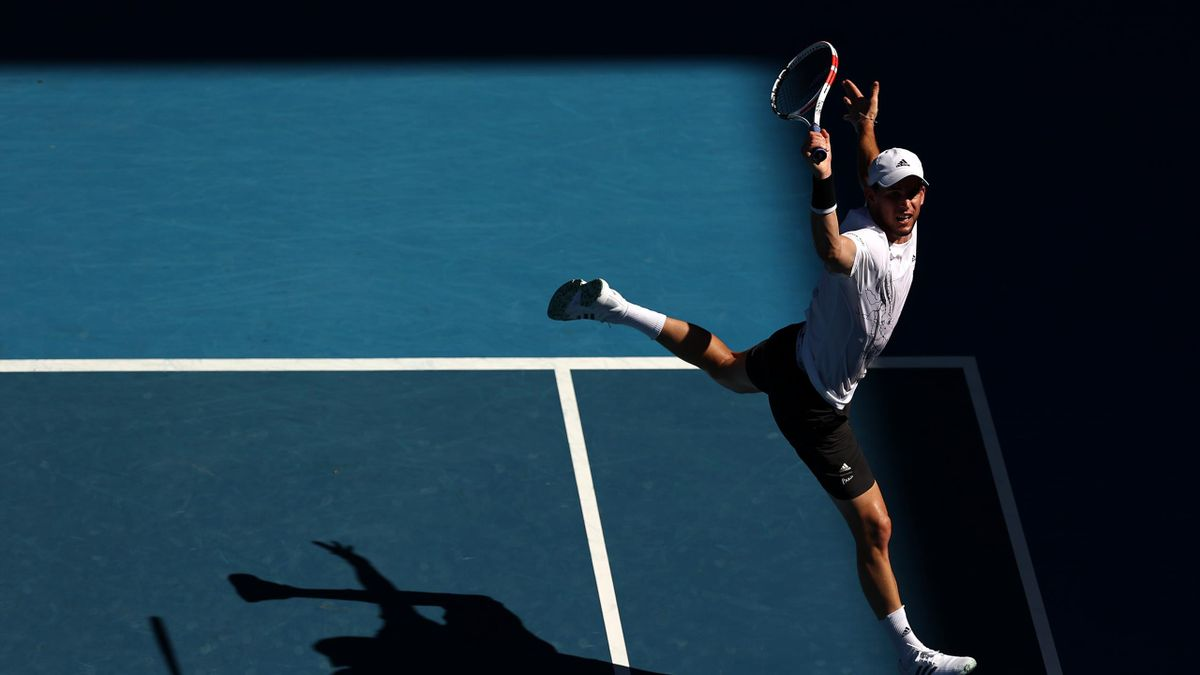 Dominic Thiem - Australian Open 2021