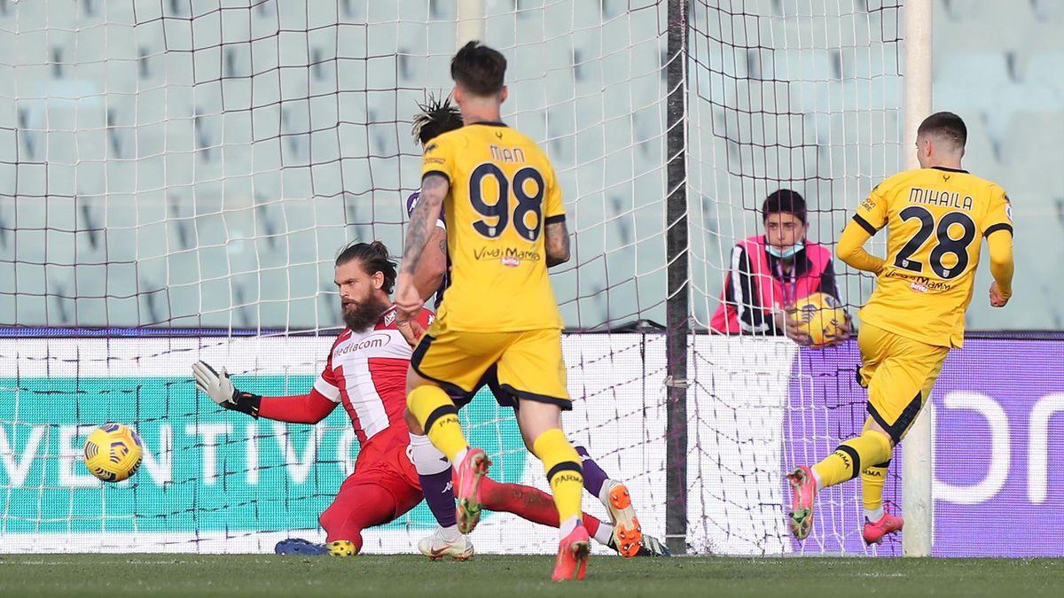 Mihăilă şi Man, în Fiorentina - Parma 3-3