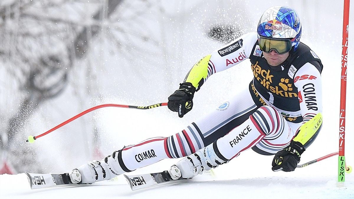 Alexis Pinturault | Alpine Skiing Giant Slalom | ESP Player Feature