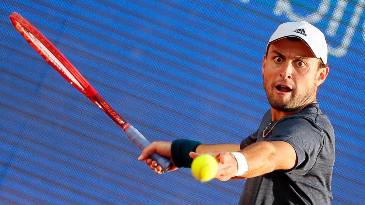 Аслан Карацев, Россия, ATP 250 Белград