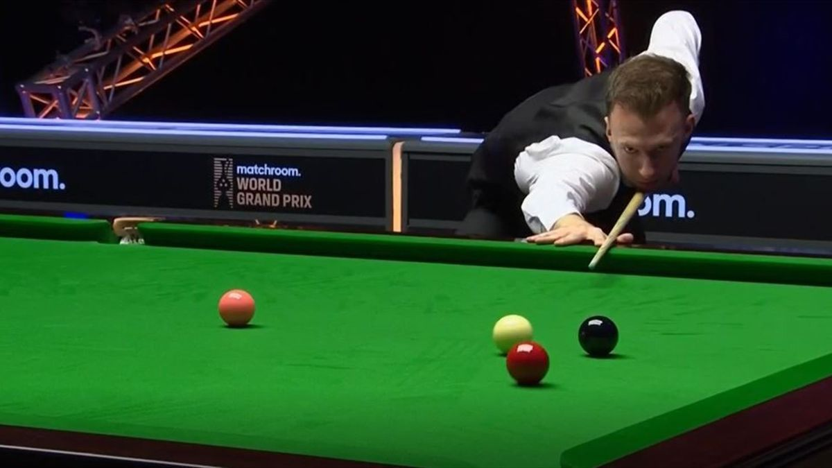 Judd Trump spielt im Finale beim World Grand Prix ein Century Break