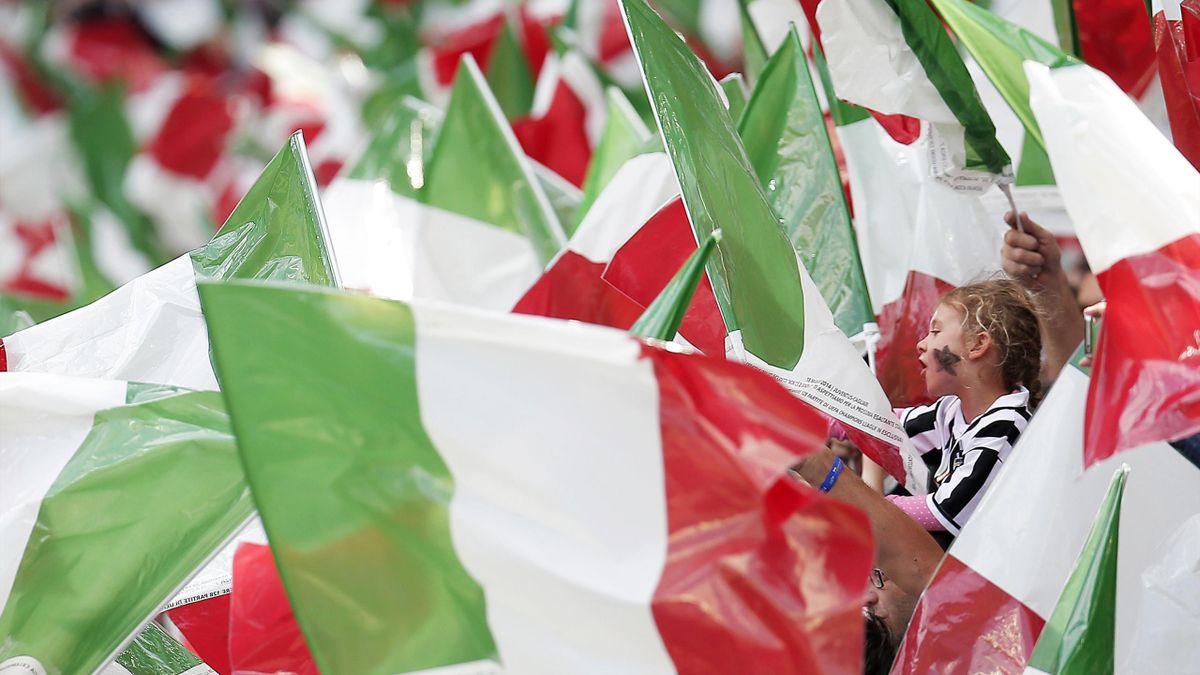 Juventus fans - Scudetto 2014 (AFP)
