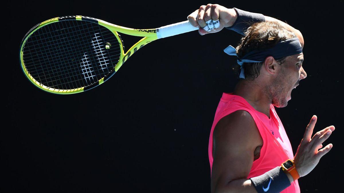 Rafael Nadal (Open de Australia 2020)