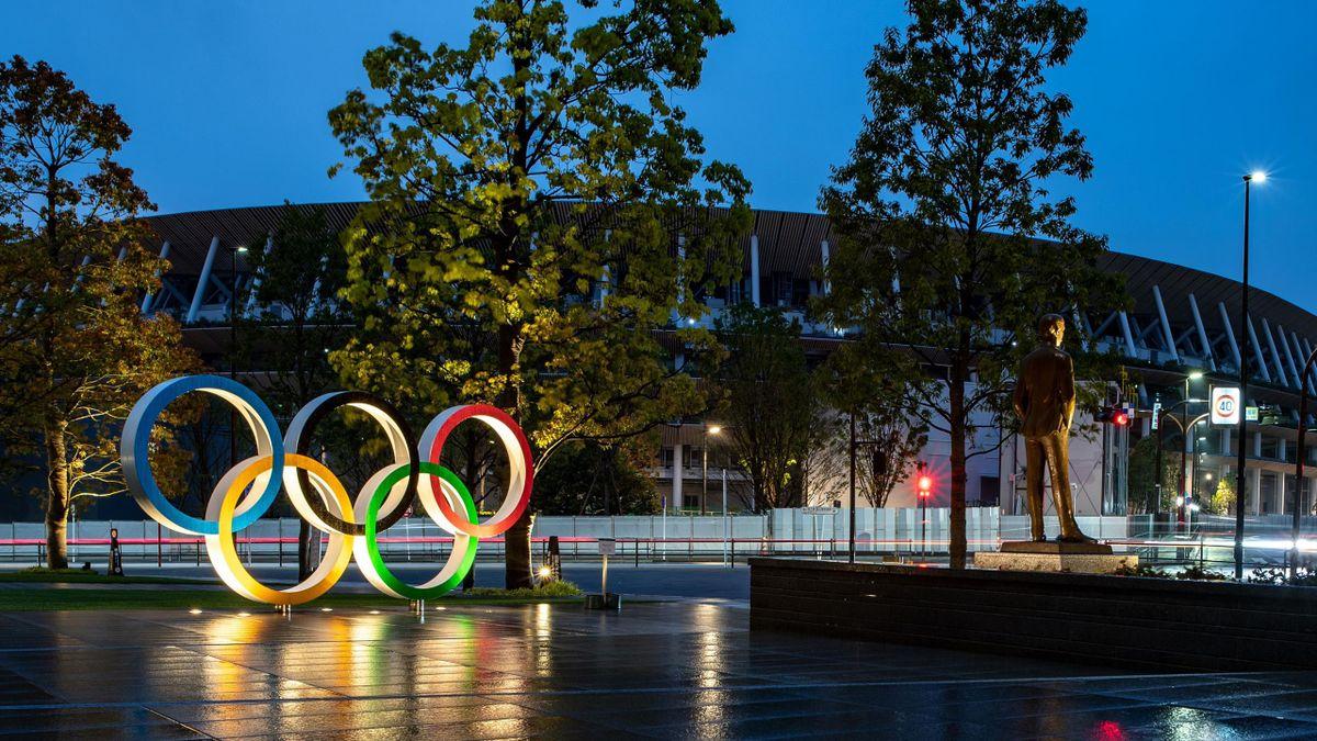 Olympia 2021 in Tokio | National Stadium