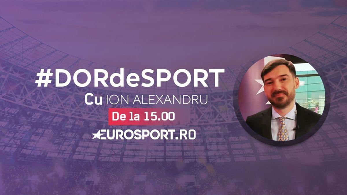 #DORdeSPORT Ion Alexandru