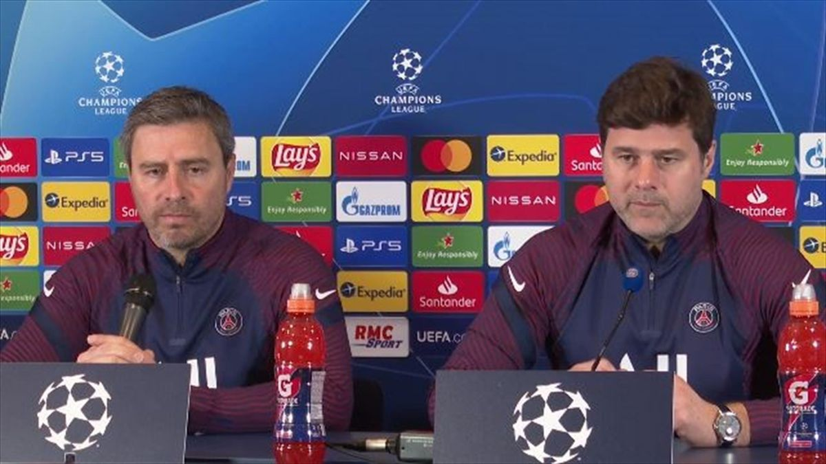 "Pochettino : ""C'est une question d'attitude collective"""