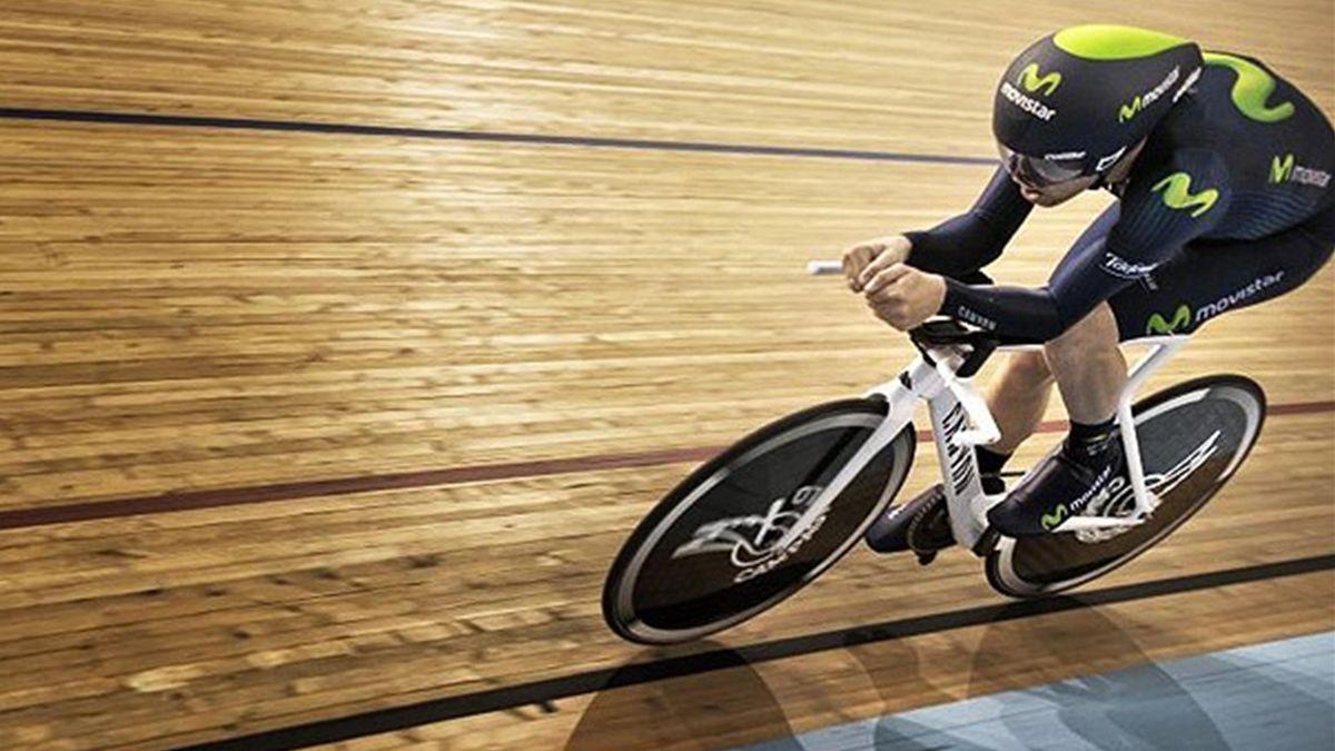 Alex Dowsett bricht den Stundenweltrekord