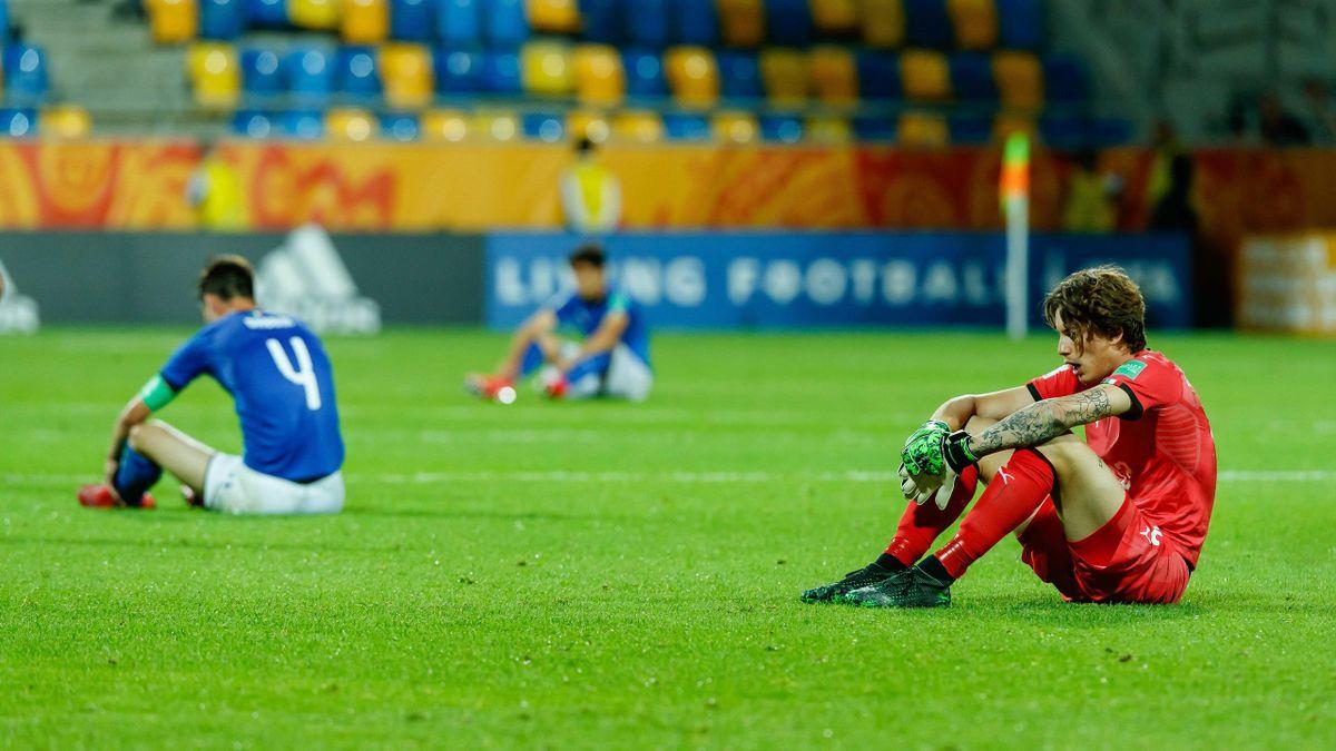 Italia-Ecuador - FIFA U20 WORLD CUP - Getty Images