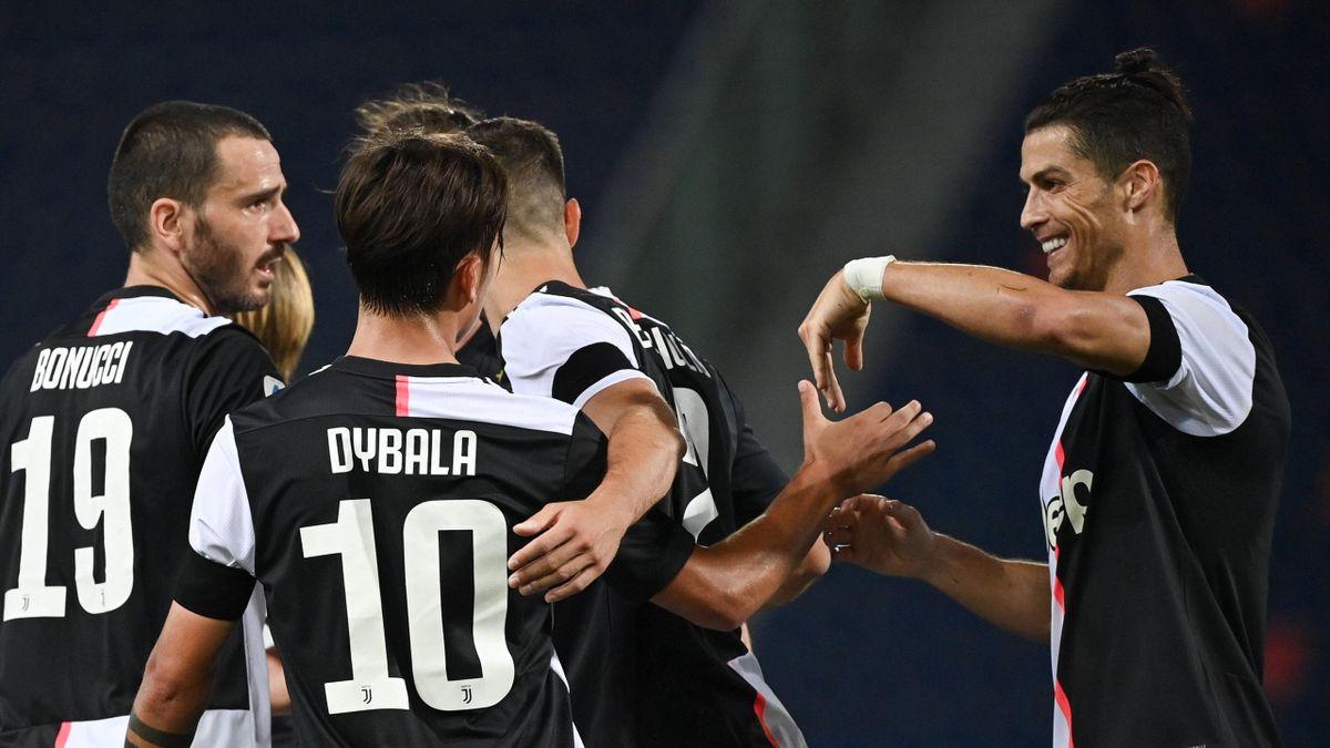 FC Bologna - Juventus Turin