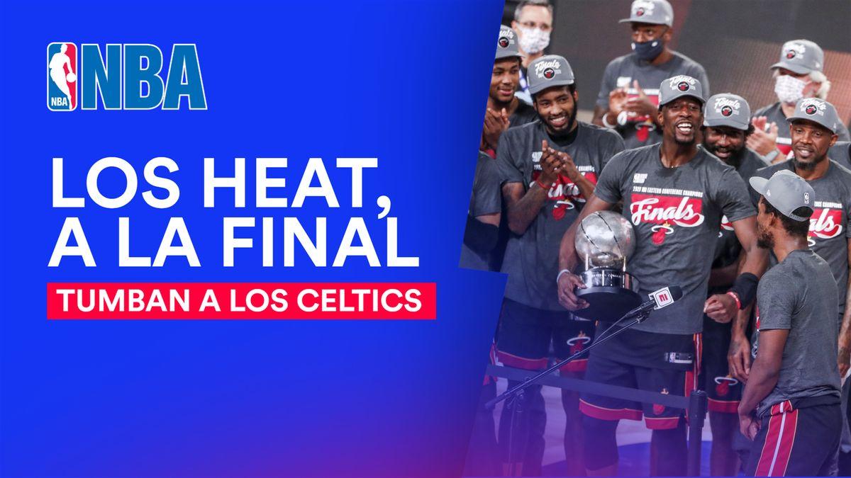 Miami Heat, a la final