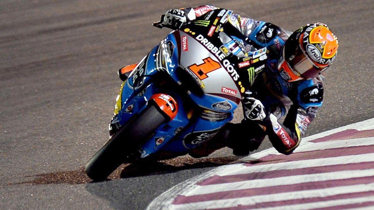 Tito Rabat en el GP de Catar de Moto2