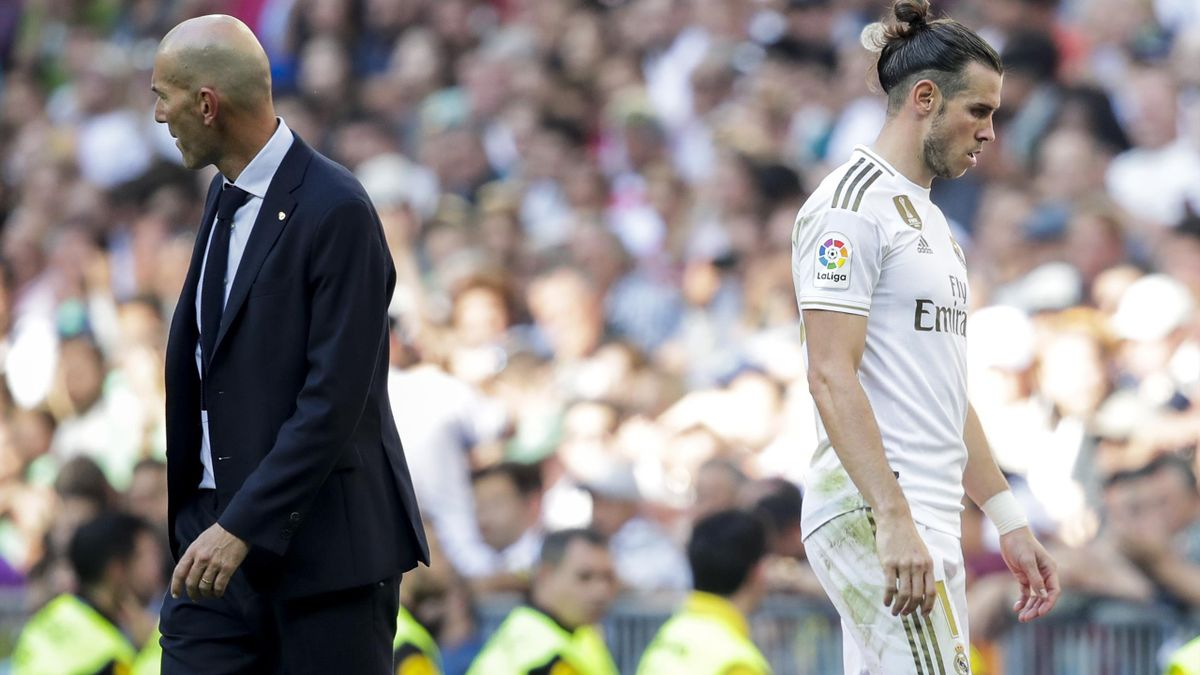 Zidane & Bale