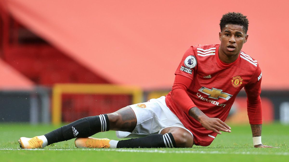Marcus Rashford Manchester United Forward Launches Petition To Further Tackle Child Hunger Eurosport