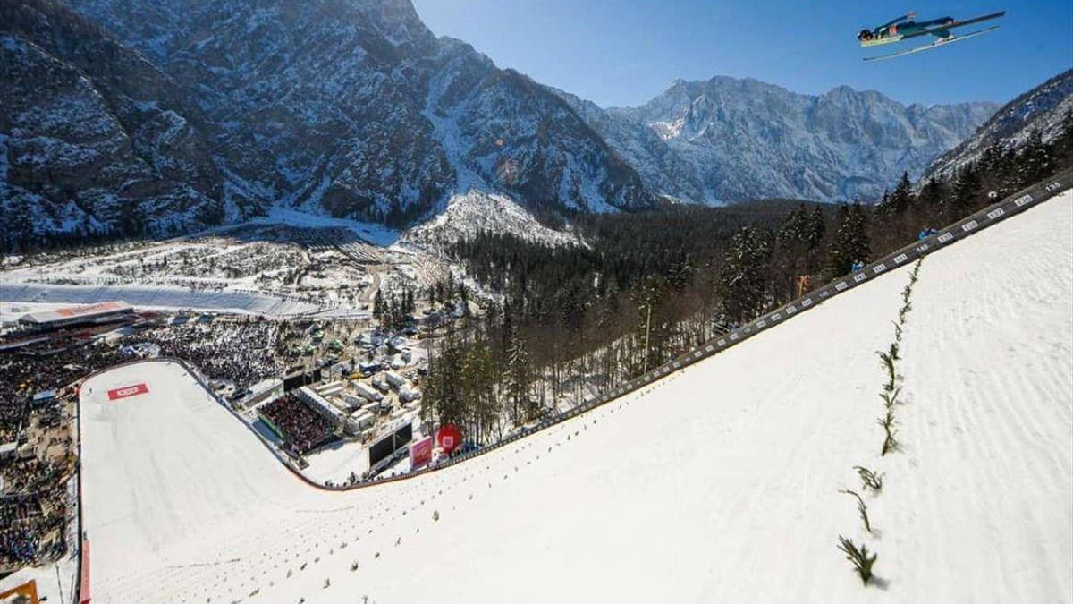 Ски полети в Планица