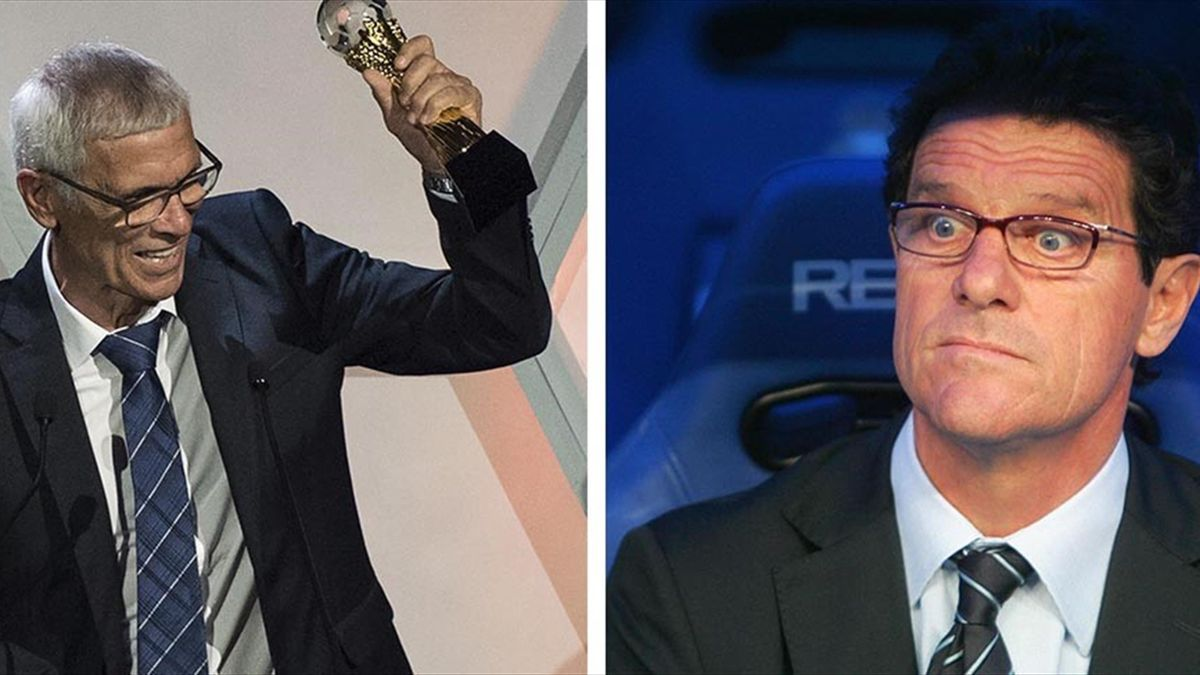 Cuper și Capello, doi antrenori de care Ronaldo nu își aduce aminte cu plăcere