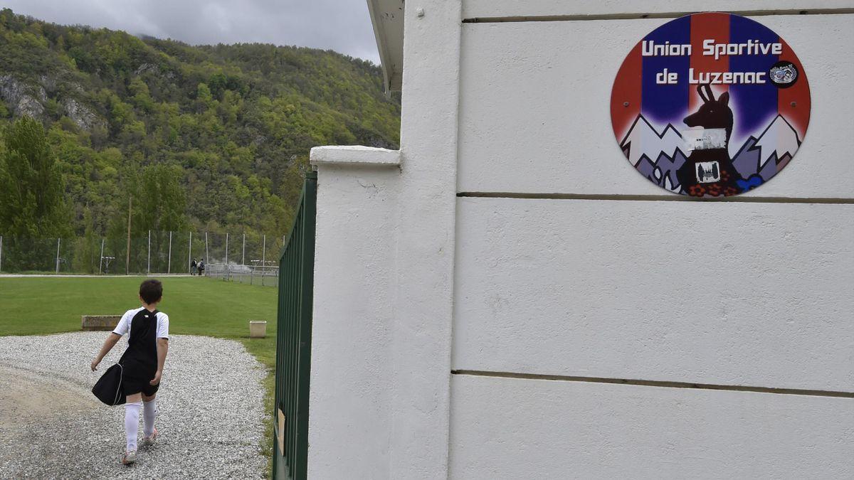 Le club de Luzenac, au coeur de de la polémique cet été.